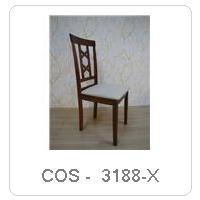 COS -  3188-X